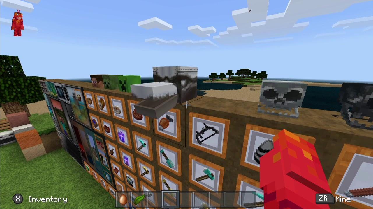 City Texture Pack Minecraft Nintendo Switch
