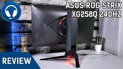 ASUS ROG STRIX XG258Q Review - 240HZ FOR THE WIN