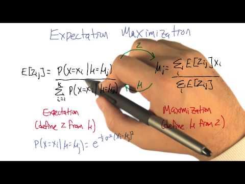 Expectation Maximization - Georgia Tech - Machine Learning