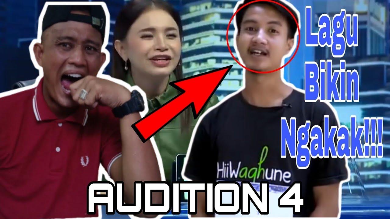 Download Lucu!!! Peserta Nyanyi Lagu Tiktok di Audisi Indonesia Idol!!!