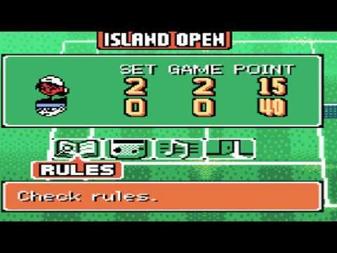 Let's Play: Mario Tennis (GBC) - Episode 24: Island Open Champs!