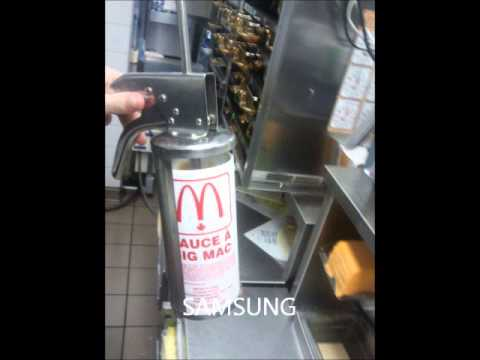 Comment faire un Big Mac a McDo par Kody