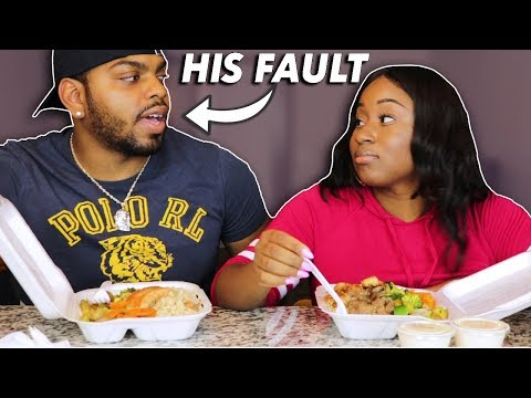 STORYTIME MUKBANG! EMBARRASSING FIRST DATE!