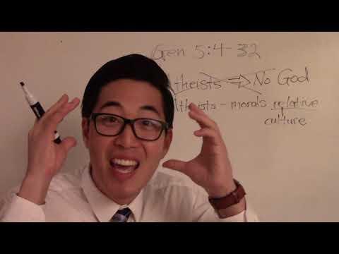 Who Did Adam's Children Marry? Incest Problem - Dr. Gene Kim