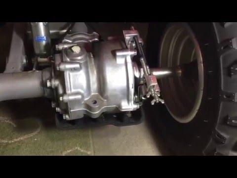 HONDA ATV ATC DRUM BRAKE CABLE WING NUT ADJUSTER