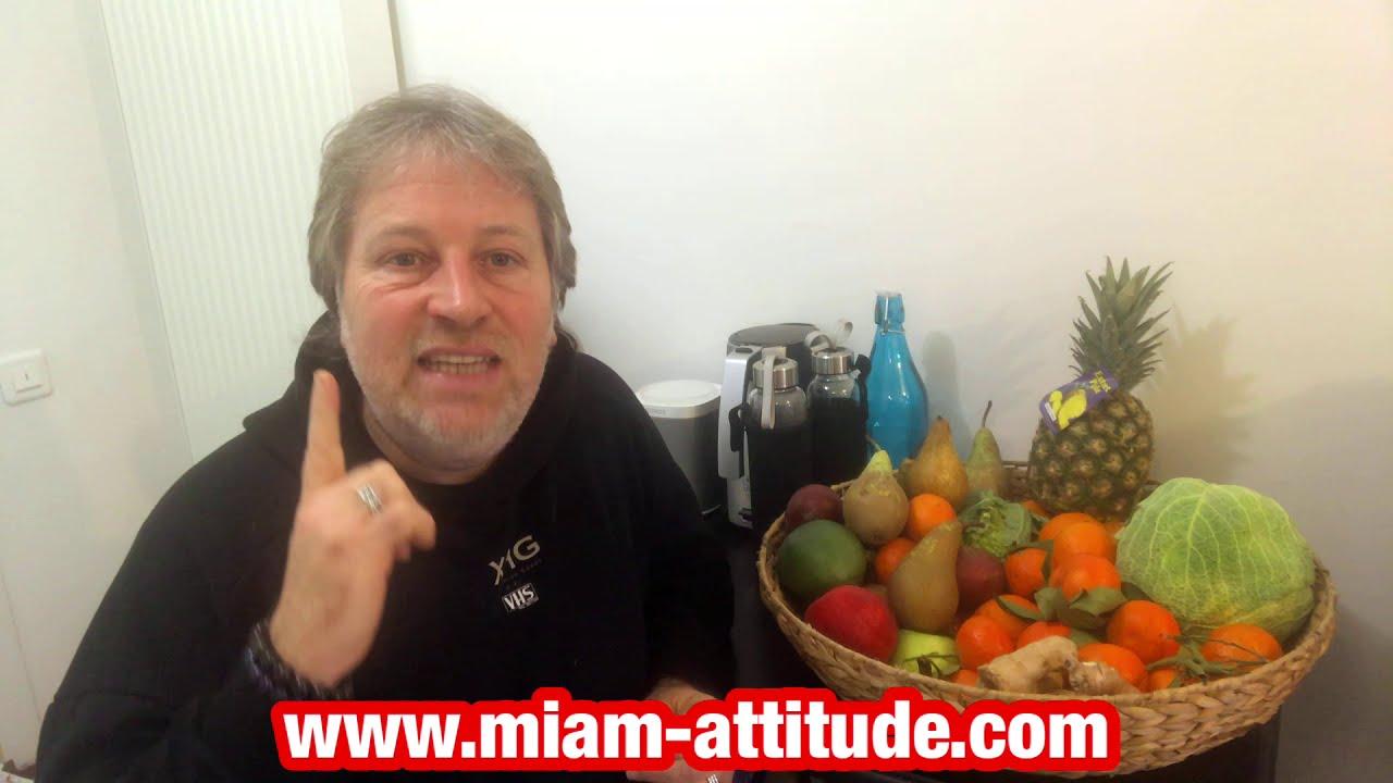 La Miam-Attitude, des recettes d'abord, mais une philosophie avant tout !