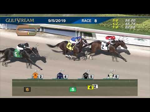 Gulfstream Park September 5, 2019 Race 8