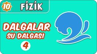 Dalgalar-4 (Su Dalgası)  10. Sınıf Fizik