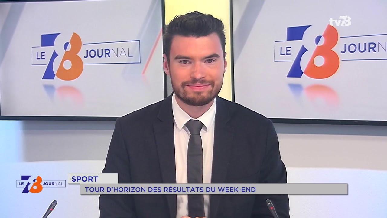 Sport : Tour d'horizon des résultats du week-end des 3 et 4 novembre