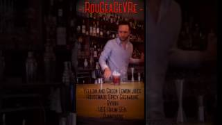Cocktail Making : RougeàGèvre