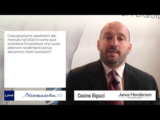 Consulentia 2020 - Cosimo Bigazzi (Janus Henderson Investors)