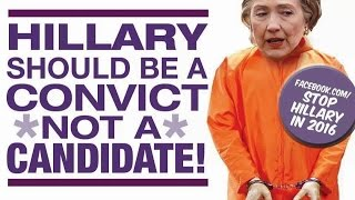 Hillary The Movie ♦ Hillary's America Real Trailer ♦️  Banned Video Presidential Race 2016(Hillary The Movie | Banned Video ♢ Hillary's America Real Trailer ♢   Presidential Race 2016 Presented by ThehippieModerne HILLARY FOR PRISON SHIRTS ..., 2015-07-23T06:07:03.000Z)
