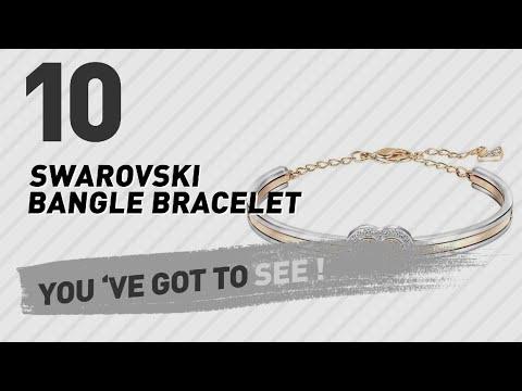 Swarovski Bangle Bracelet Top 10 Collection // UK New & Popular 2017