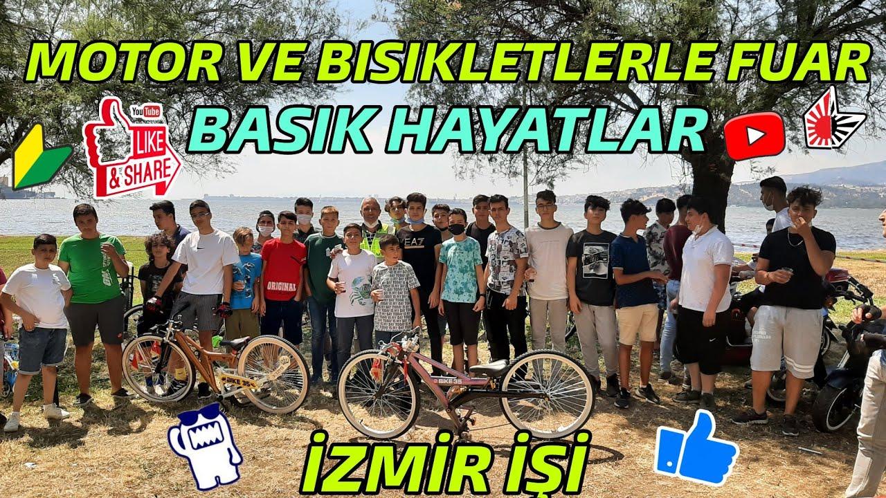 BİSİKLET VE MOTOR FUARI EFSANE VİDEO #Bike35 #Izmir #BasikBisiklet