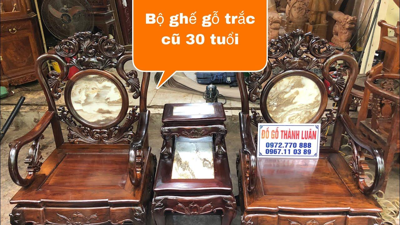 ✅Siêu bàn ghế gỗ trắc cũ #Muagotraccu #mua_bàn_ghế_gỗ_trắc_cũ #banghegotrac