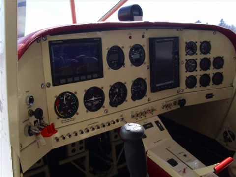 AeroEastEurope M 140 EFIS & G. 695.wmv