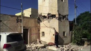 Forte terremoto atinge Irã e Iraque