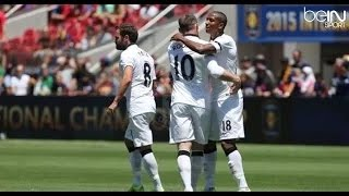 Manchester United vs FC Barcelona 3-1 All Goals & Highlights 25.07.2015