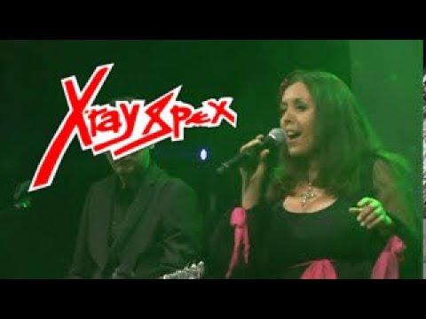 X-RAY SPEX Live at The Roundhouse 2008