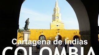 Un paseo por lo mejor de Cartagena de Indias -COLOMBIA