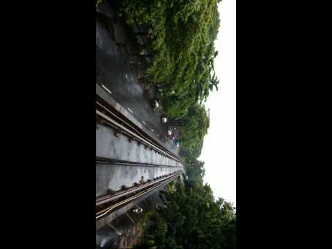 Monorail at TMII