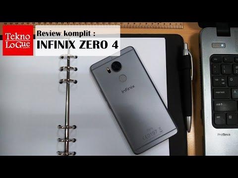 Full Review Infinix Zero 4 - Jangan Nyesel Kalo Beli