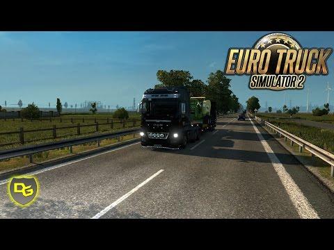 ETS 2 - Kein Diesel mehr... - Deutsch - Lets Play Euro Truck Simulator 2 Multiplayer Neuer Konvoi