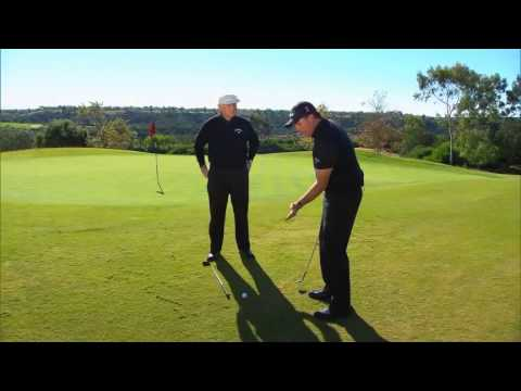 A Mickelson shot you won't want to try
