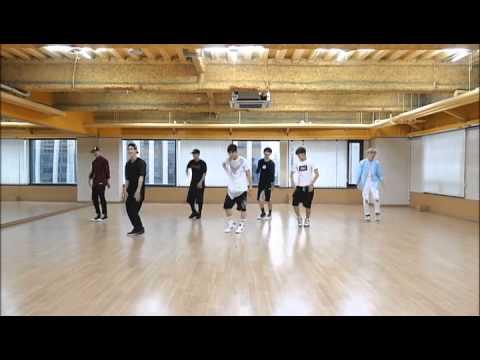 GOT7 -  Around The World Dance Practice (Front Version)