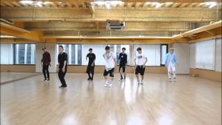 GOT7 -  Around The World Dance Practice (Front Version) MP3