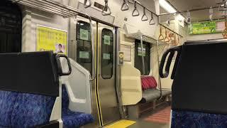 【東京より超ガラガラ】JR仙山線の最終電車に乗ってみた