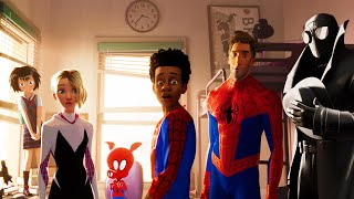3 NEW Spider-Man Into the Spider-Verse CLIPS