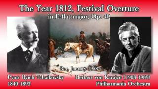 Pyotr Ilyich Tchaikovsky (1840-1893) The Year 1812, Festival Overtu...