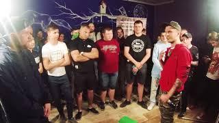 Rap Battle ПУСТЬ ГОВОРЯТ Bryansk: MEMEBOYS VS x3ist