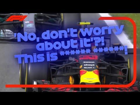 Best of Team Radio | 2018 Italian Grand Prix