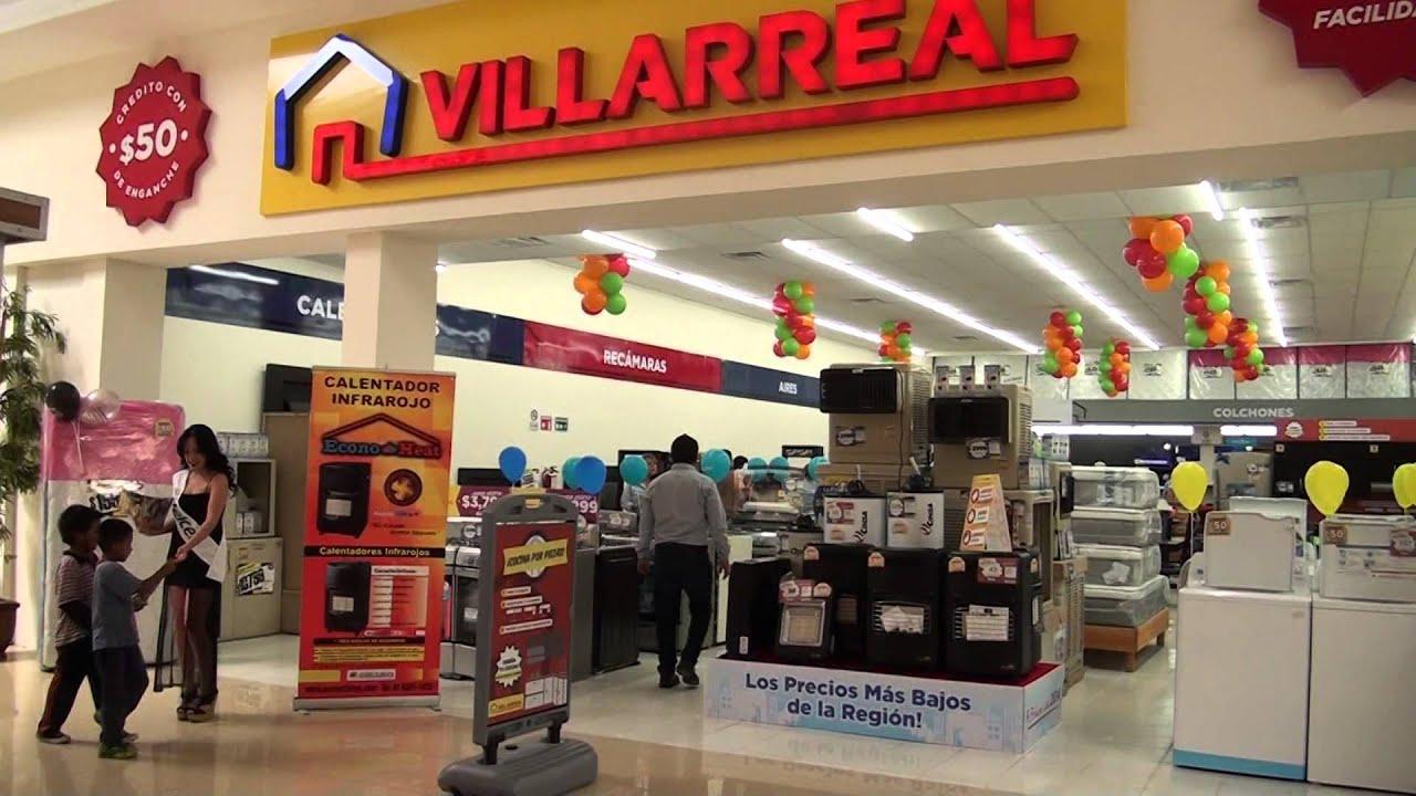 Inaugura mueblerias villarreal una sucursal mas en ciudad for Mueblerias en monterrey