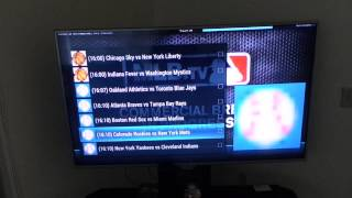 Amazon Firestick Live Sports ( KODI )