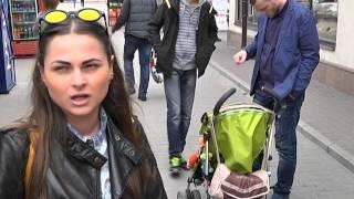"""Обмани светофор или """"дети надземелья"""" в Днепре"""