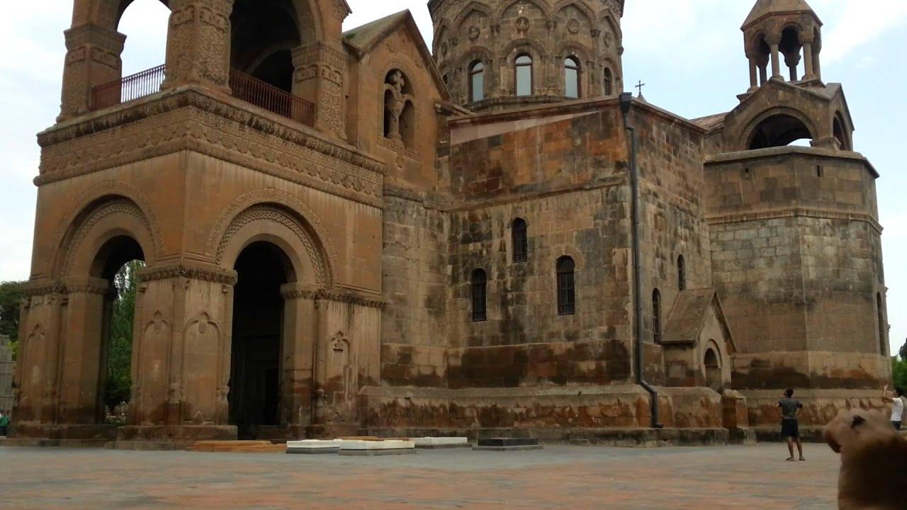 Mayr Tachar church in ...