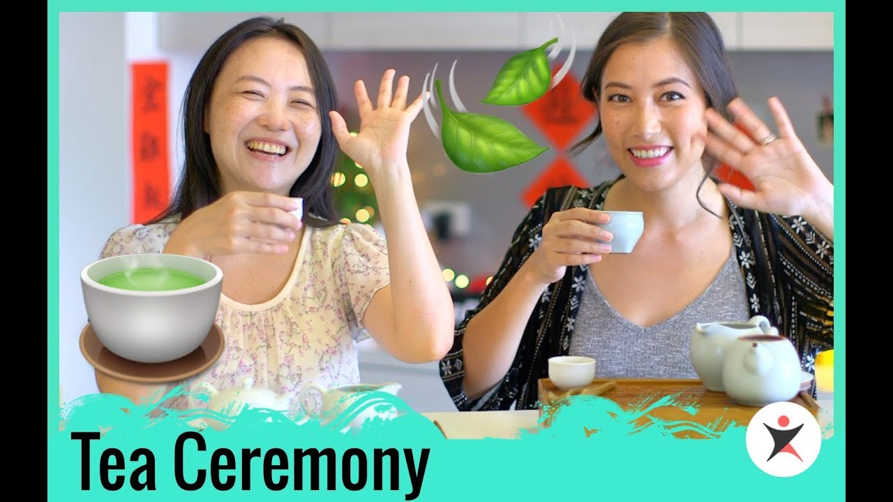 Study Chinese About Chinese Tea Ceremony