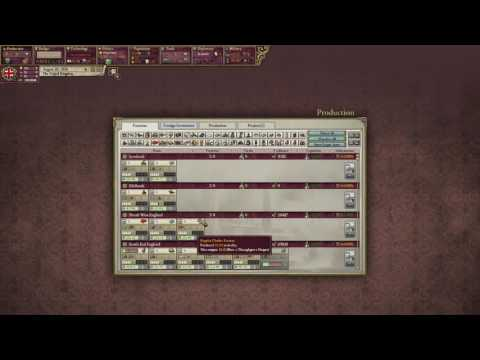 Victoria 2 -  Introduction Economy