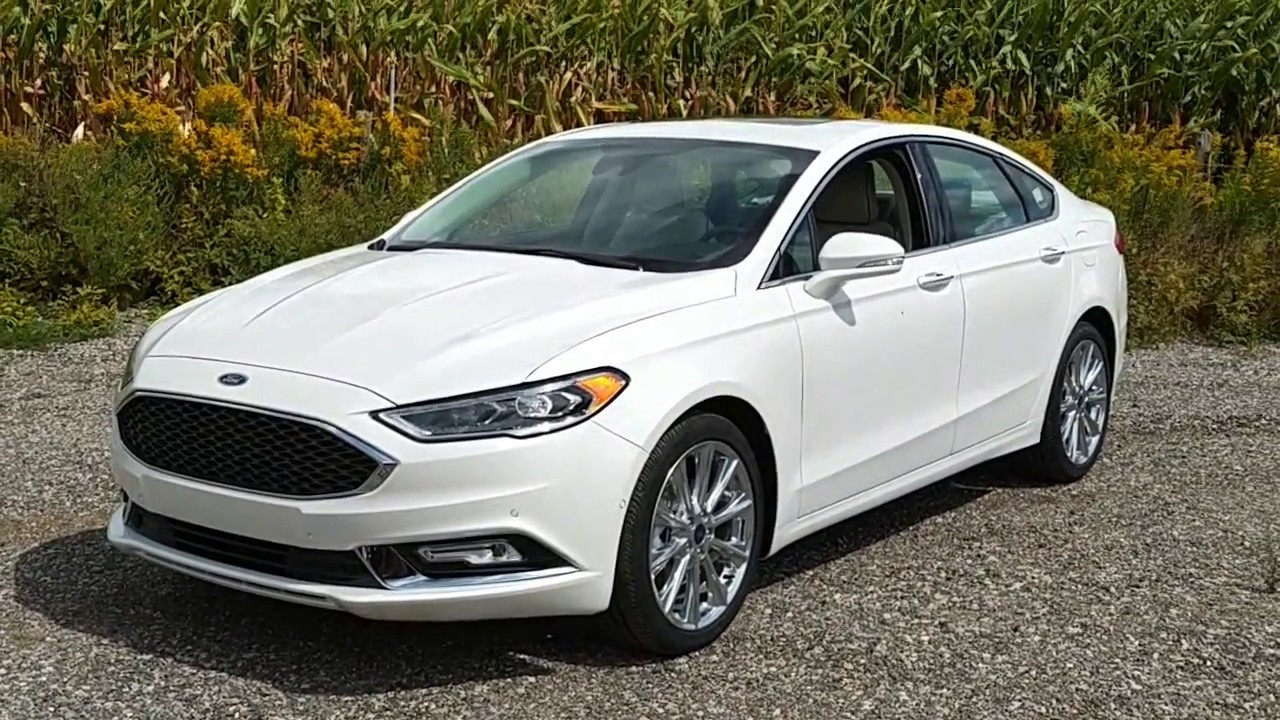 2018 ford fusion platinum at mt brydges ford
