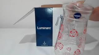 Набор для напитков Luminarc Kone Beliarosa - обзор