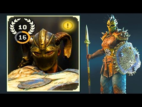 For Honor - 87th BEST VALKYRIE IN THE WORLD!!! #ItsAJoke