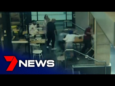 Pregnant woman punched and stomped on in sickening Parramatta attack | 7NEWS