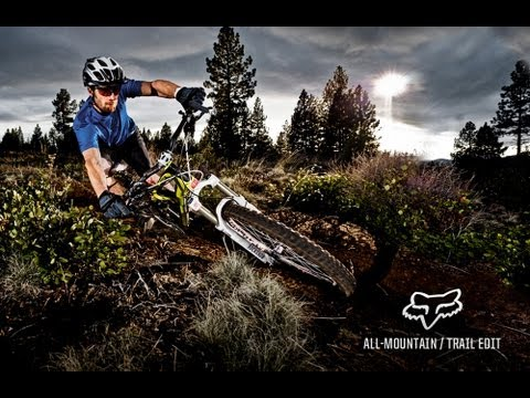 FOX MTB Presents | Kirt Voreis and Tyler McCaul Test New Fox AMTR Gear in Bend Oregon