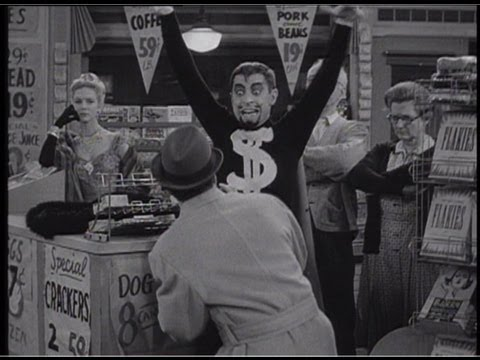 The Many Loves of Dobie Gillis (9/9) Gillis Makes a Deal With Chatsworth (1959)
