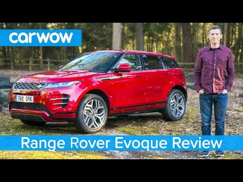 Range Rover Evoque SUV 2020 in-depth review on and off-road! | carwow reviews