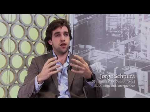 Advice for future Bachelor in Information Systems Management students from Jorge Schnura