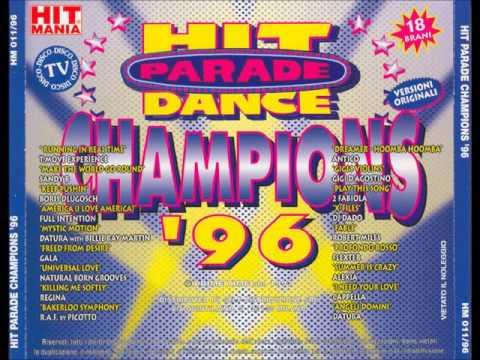 Hit Parade Dance Champions '96